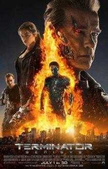 """Cartaz de """"Exterminador do Futuro: Gênesis"""", divulgado anteriormente"""