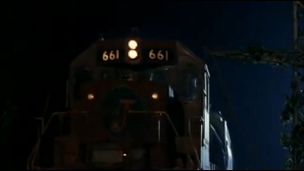 Dennis and the J, Elgin, Joliet and Eastern in Dennis the Menace (1994)