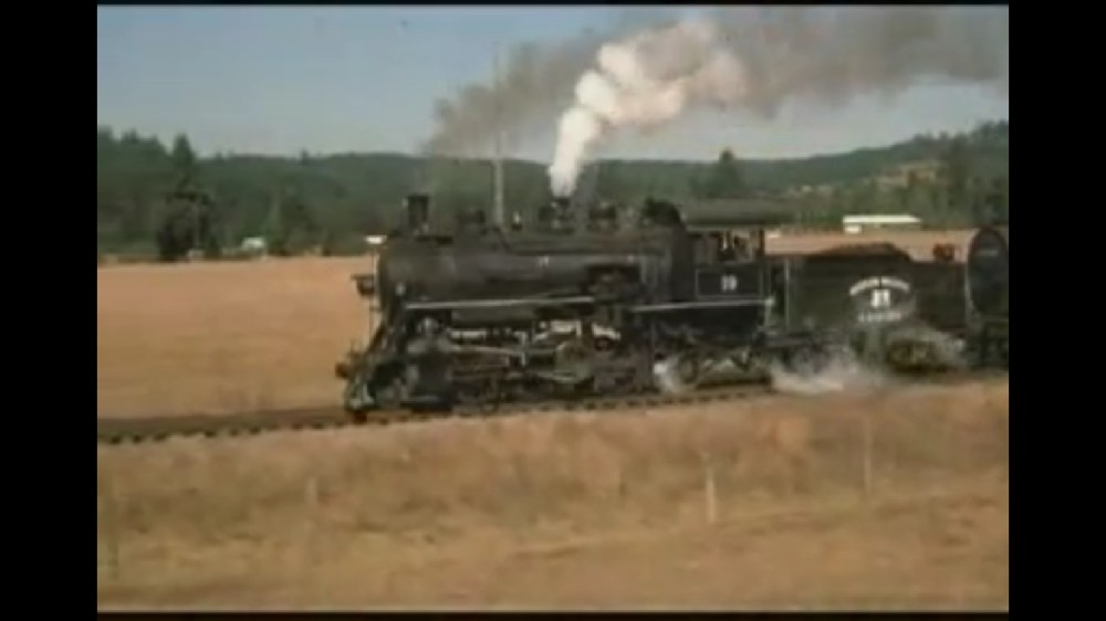 A hobo's struggle, The Steam Trains of