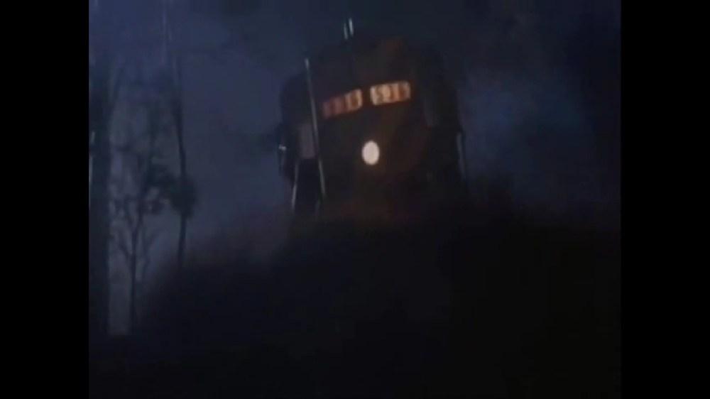 Fugitive on the run, the Locomotives of