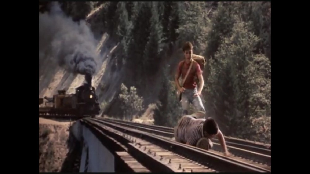 Stand by Me or not, but I am not walking over a train bridge! A reminder in Railroad Safety. (3/3)