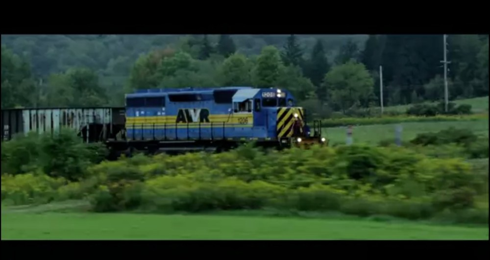 UNSTOPPABLE! The Trains of the Hit Movie and the even that inspired the movie! (6/6)