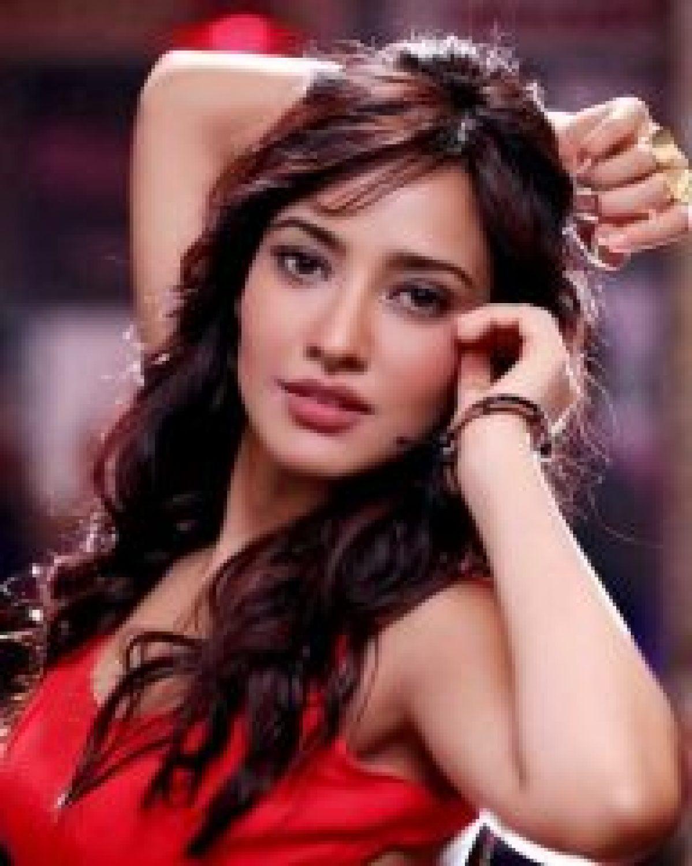 Neha Sharma In Red
