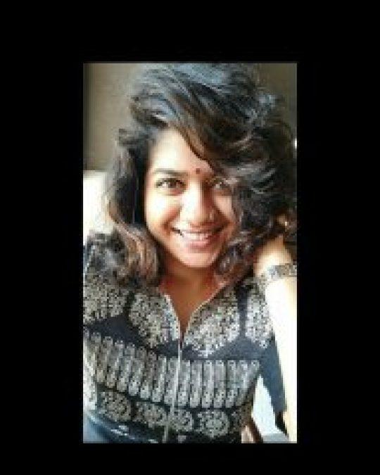Beautiful Anarkali Marikar