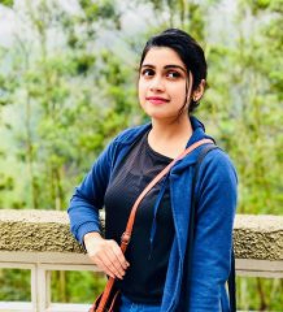 New Look of Manasa Radhakrishnan