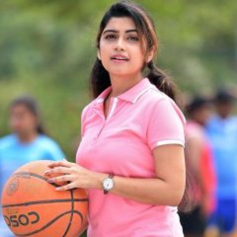 Cute Look of Manasa Radhakrishnan