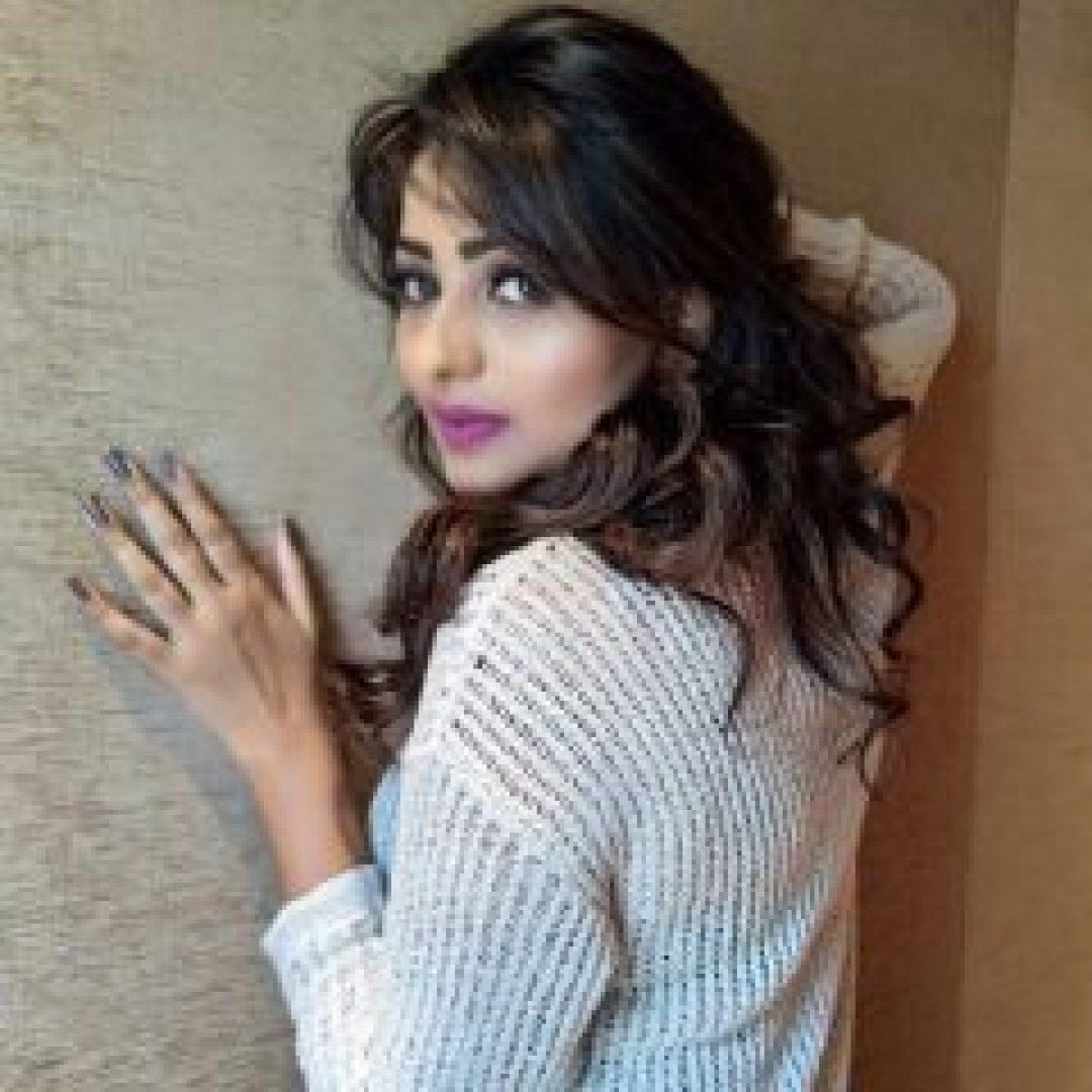 Rachita Ram in White