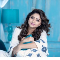 Rachita Ram in Saree