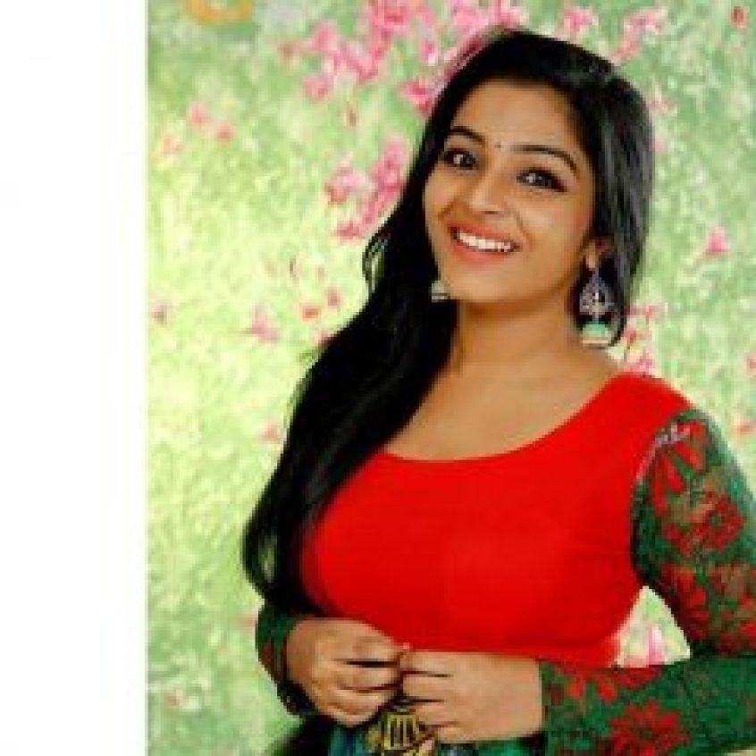 Rajisha Vijayan in Red