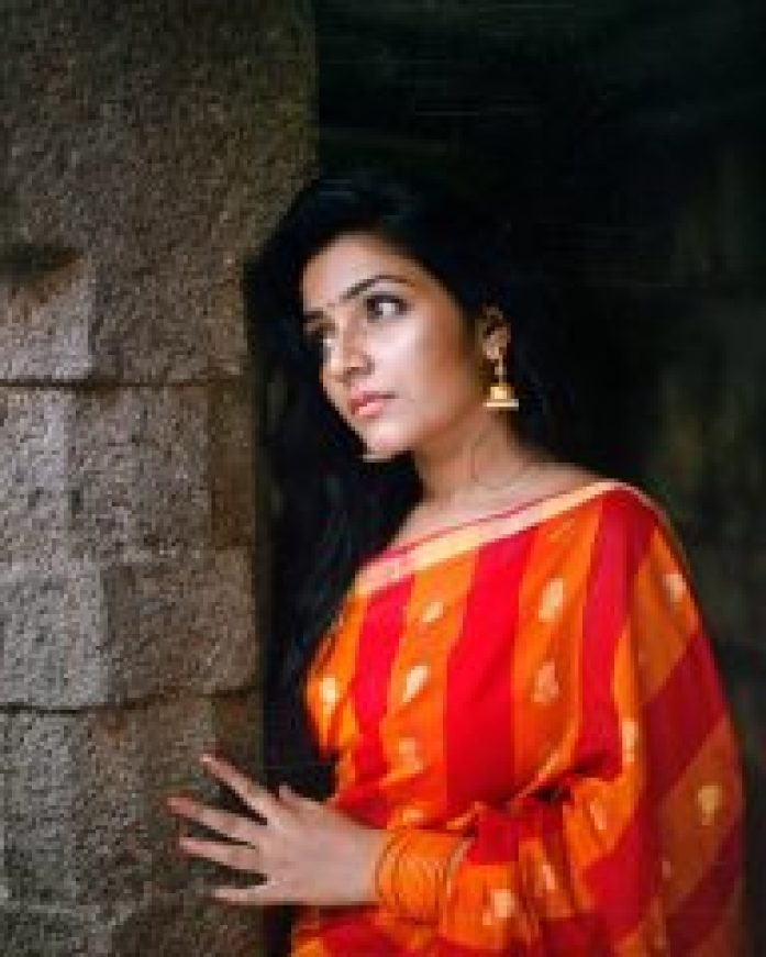 Rajisha Vijayan in Saree