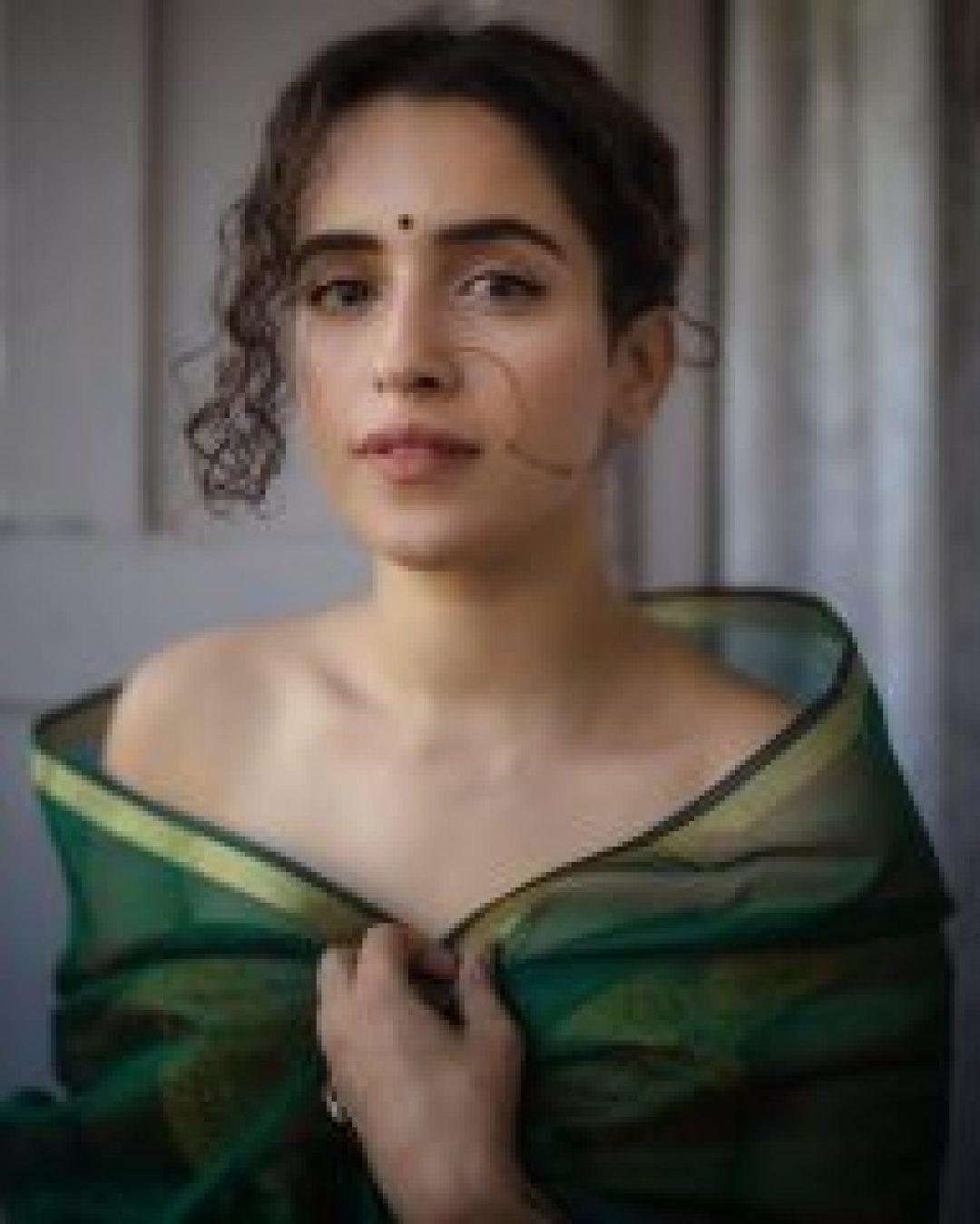 Sanya Malhotra 1