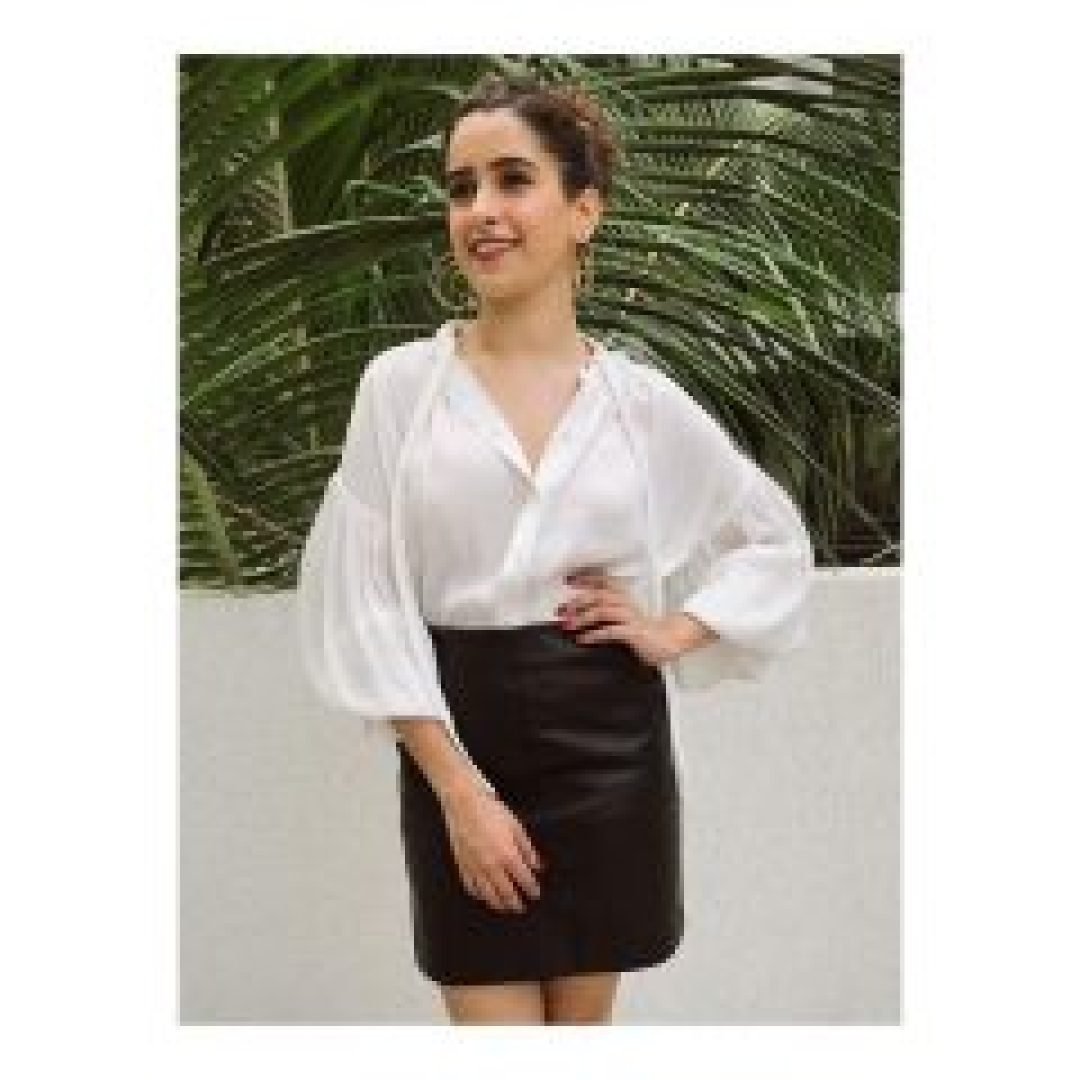 Stylish Sanya Malhotra