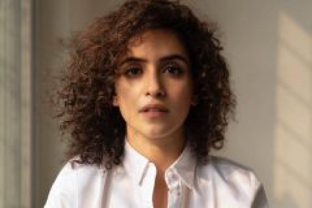 Different Look of Sanya Malhotra