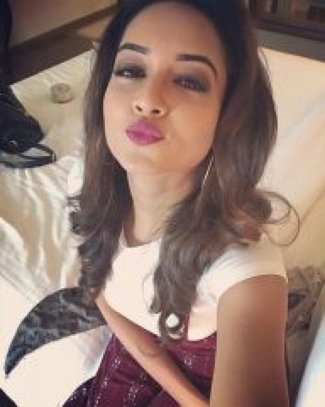 Shanvi Srivastava Lovely Expression