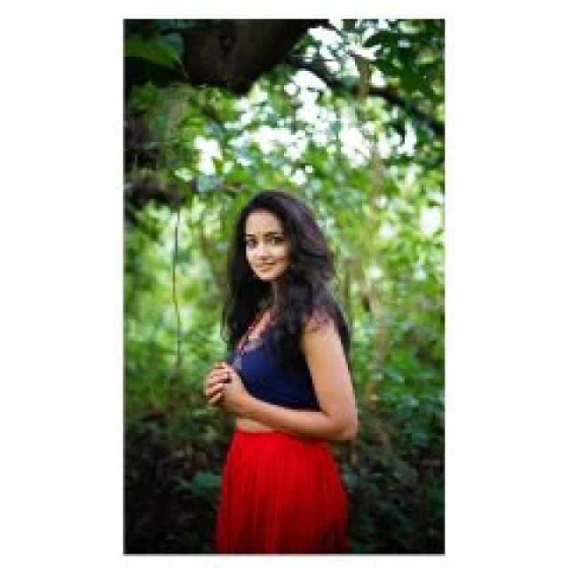 Shanvi Srivastava Lovely Look