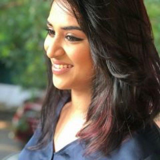 Attractive Indhuja Ravichandran