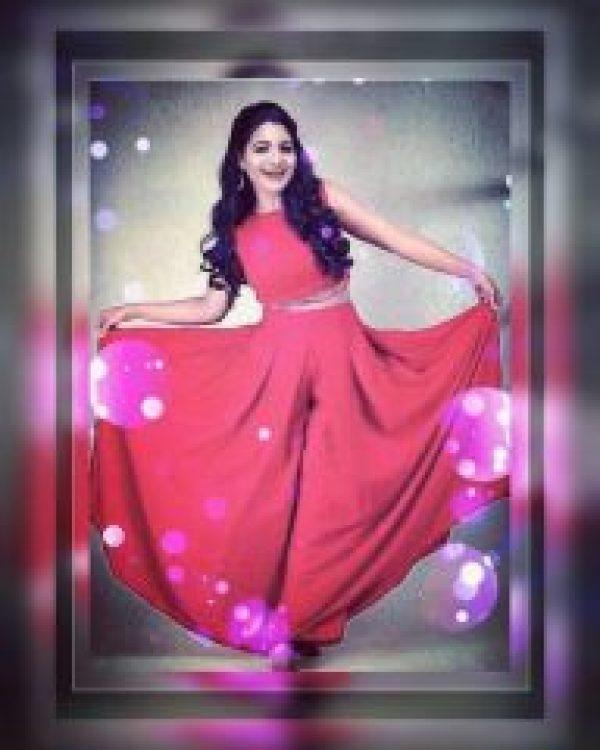 Sharanya Sundaraj As a Pinky