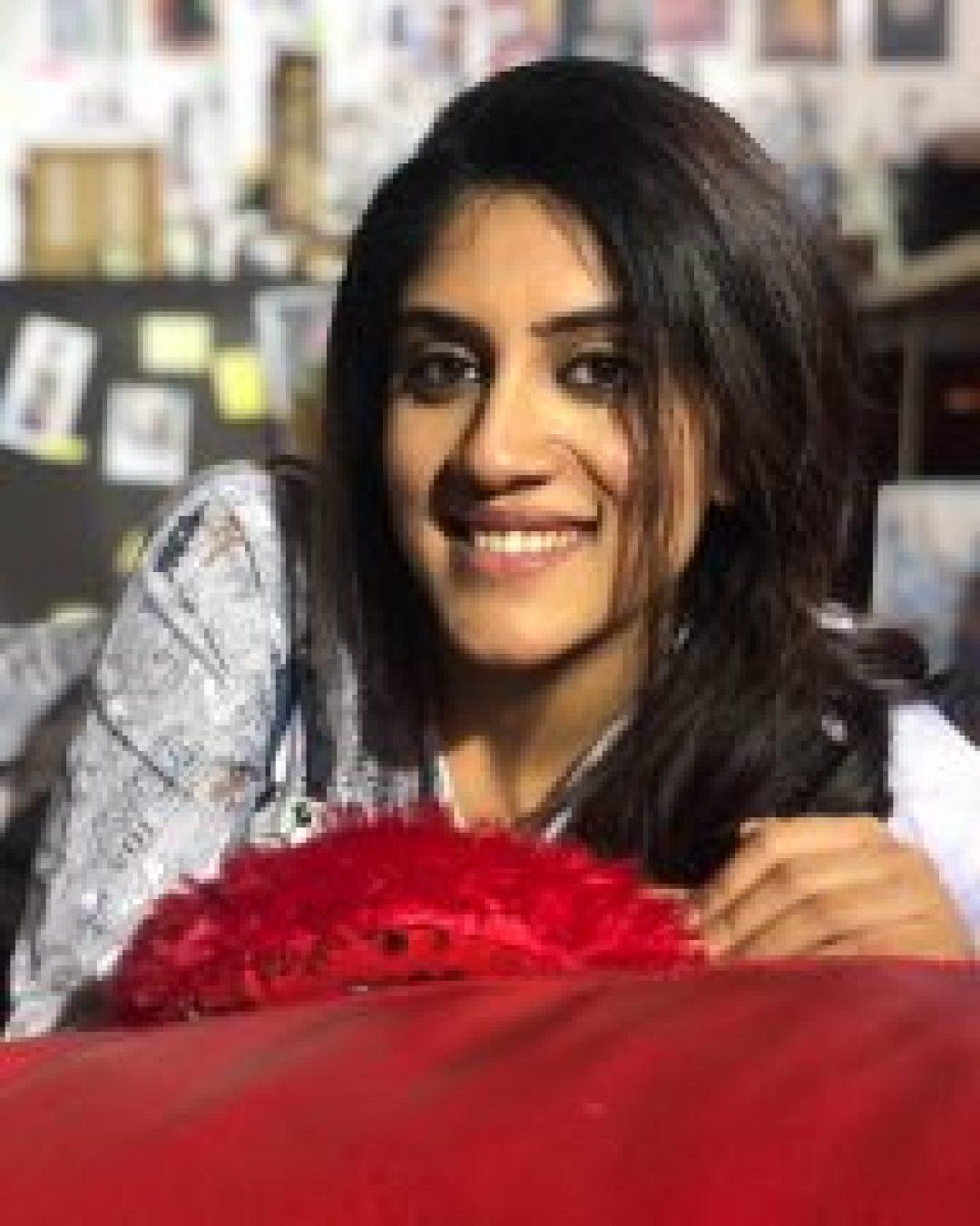 Nice Look of Dhanya Balakrishna