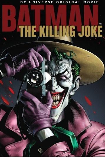 Resultado de imagen para Batman: The Killing Joke movie poster