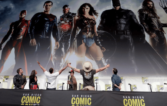 Photo by Eric Charbonneau/Invision for Warner Bros./AP Images