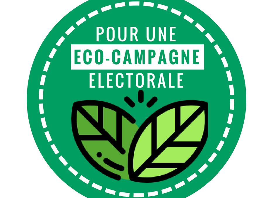 Pour une campagne … écologique !