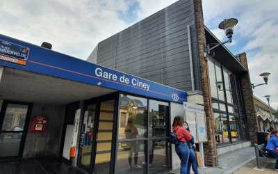 Gare de Ciney : les revendications d'Ecolo