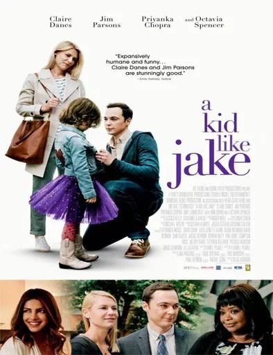 Poster de A Kid Like Jake