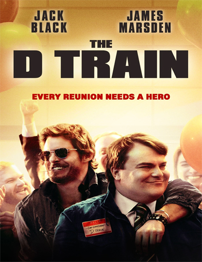 Poster de The D Train