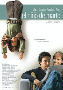 EL NIÑO DE MARTE