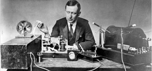 Primera transmisión de radio intercontinental en 1901