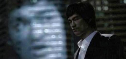 Bruce Lee en un anuncio