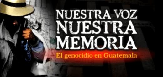 Nuestra voz nuestra memoria