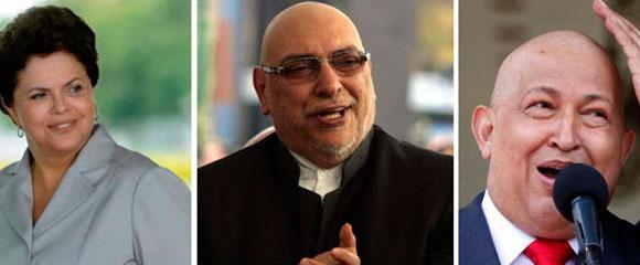 Presidentes latinoamericanos con cáncer