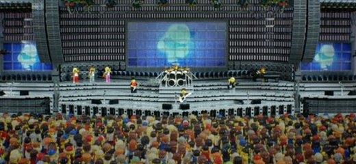 Concierto de Legos