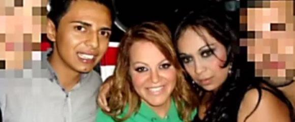 """Jenni Rivera y los hijos de """"La Tuta"""""""