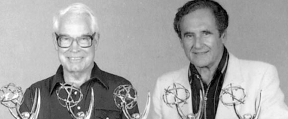 William Hanna y Joseph Barbera