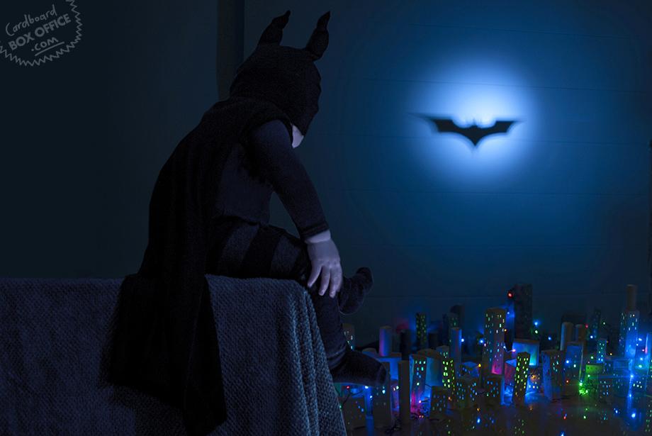 """Bebé: Batman """"El Caballero de la noche"""""""