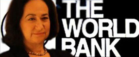 Karen Hudes y el Banco Mundial