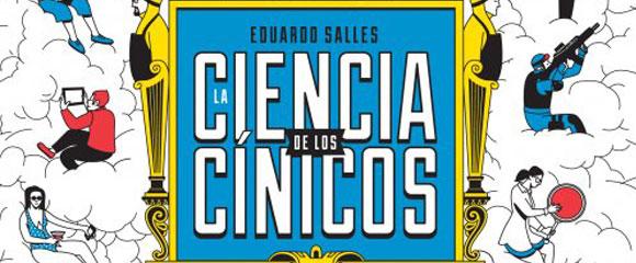 """Portada """"La ciencia de los cínicos"""""""