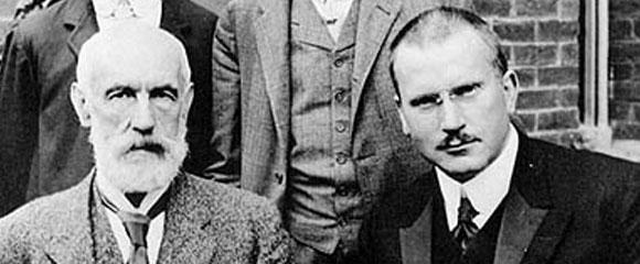 Sigmund Freud y Carl Jung