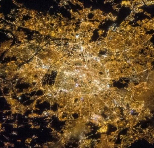 París, la ciudad de la luz