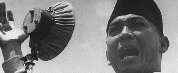 Vídeo porno del presidente Sukarno