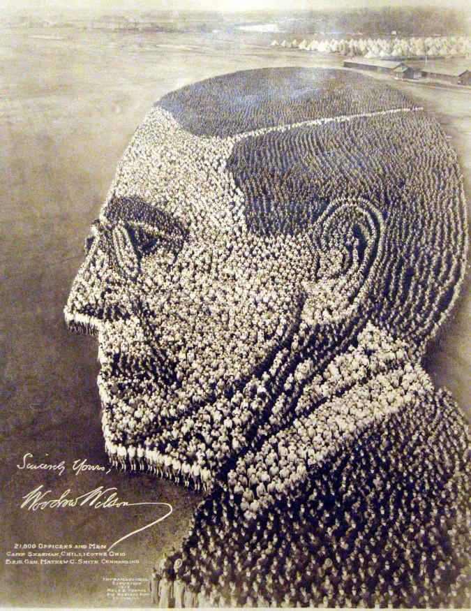 Presidente Woodrow Wilson
