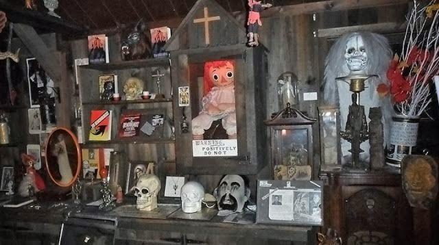 Matrimonio Warren : Ed y lorraine warren la muñeca annabelle de su museo
