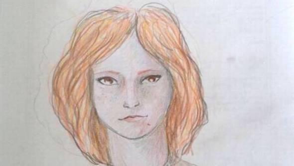 Autorretrato de una mujer en LSD