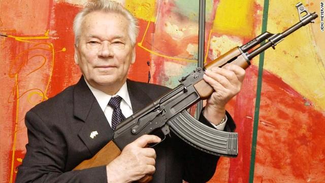 Mijail Kalashnikov y el AK47