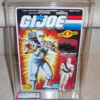 GI Joe figura de acción