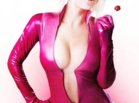 Jessica Nigri Sexy Cosplay
