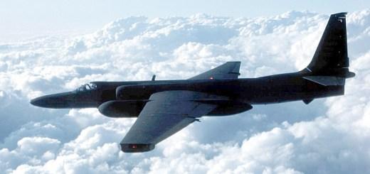 Avión de reconocimiento U-2