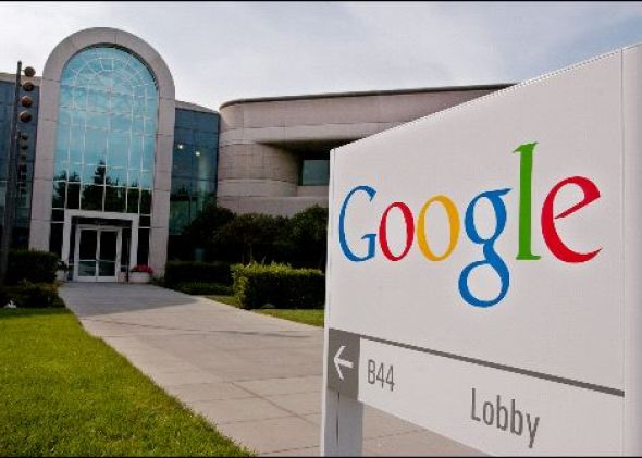 Oficinas de Google en Silicon Valley